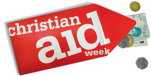christian aid week envelope